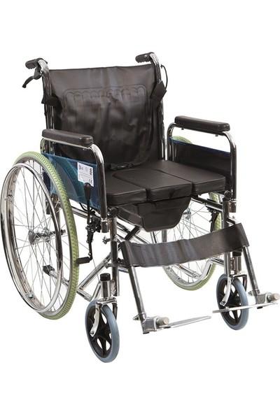 Mor Medikal G120 Wheeled Hanging Closet Chair