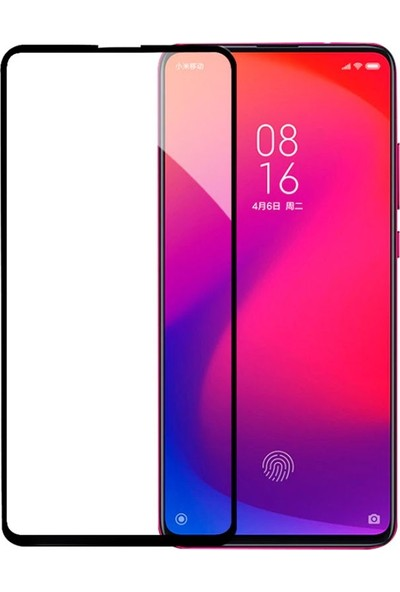 Quse Xiaomi Mi 9T Tam Kaplayan 5D Ekran Koruyucu Nano Esnek Cam
