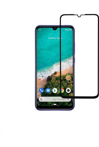 Quse Xiaomi Mi A3 Tam Kaplayan 5D Ekran Koruyucu Cam