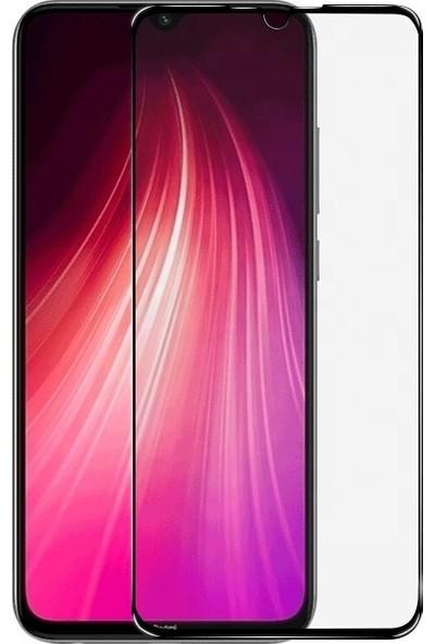 Quse Xiaomi Redmi Note 8 Tam Kaplayan 5D Ekran Koruyucu Nano Esnek Cam
