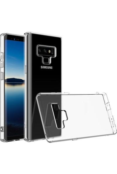 E-Depo Galaxy Note 9 Ultra Ince Silikon Kapak 0.2 mm