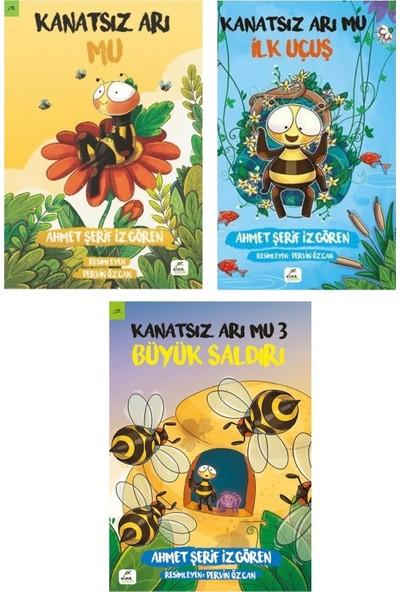 Kanatsız Arı Mu 1-2-3 Seti - Ahmet Şerif Izgören