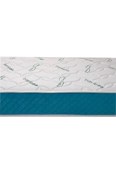 Maxi Cosi Ocean Bamboo Kumaş Ortopedik Yaylı Yatak Lüx Orta Sert Ortopedik Yaylı Yatak 90X190 cm
