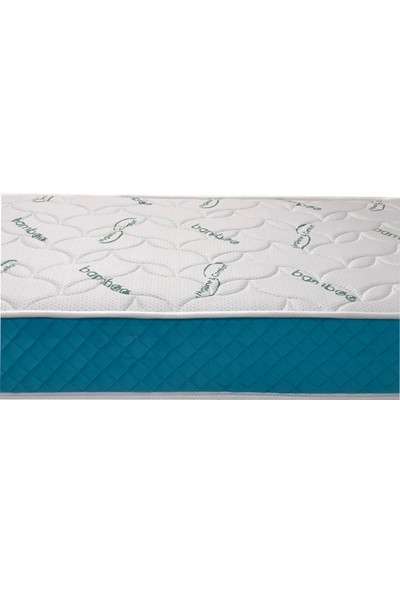 Maxi Cosi Ocean Bamboo Kumaş Yaylı Yatak Lüx Orta Sert Yaylı Yatak 90X190 cm