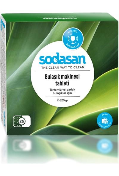 Sodasan Bulaşık Makinesi Tableti 25'li - 625 GR