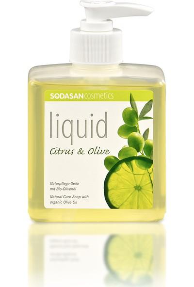 Sodasan Sıvı Sabun Limonlu - 300 ML