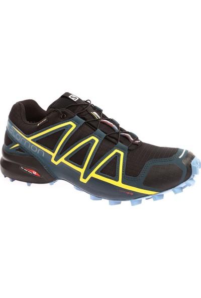 Salomon L40786100 Erkek Speedcross 4 Gtx Kosu Ayakkabısı 9K