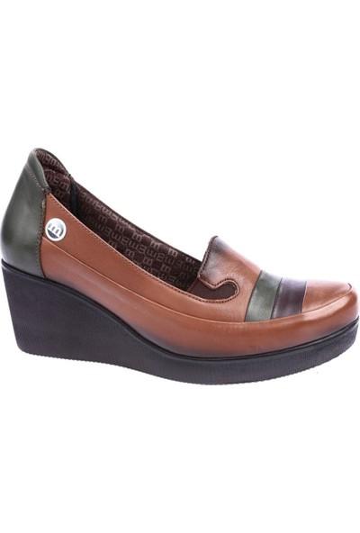 Mammamia D19Ka-70 Kadın Ayakkabı Günlük 9K