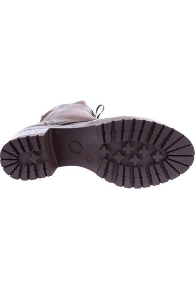 Mammamia D19Kb-1610 Kadın Ayakkabı Bot 9K