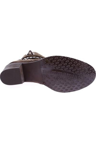 Mammamia D19Kb-5155 Kadın Ayakkabı Bot 9K