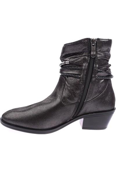 Mammamia D19Kb-1270 Kadın Ayakkabı Bot 9K