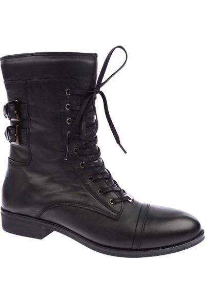 Mammamia D19Kb-1495 Kadın Ayakkabı Bot 9K
