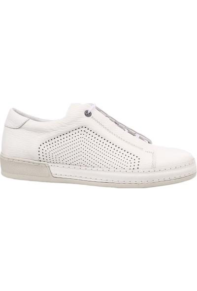 Dgn 1885 Erkek Spor Bağcıklı Sneakers Ayakkabı