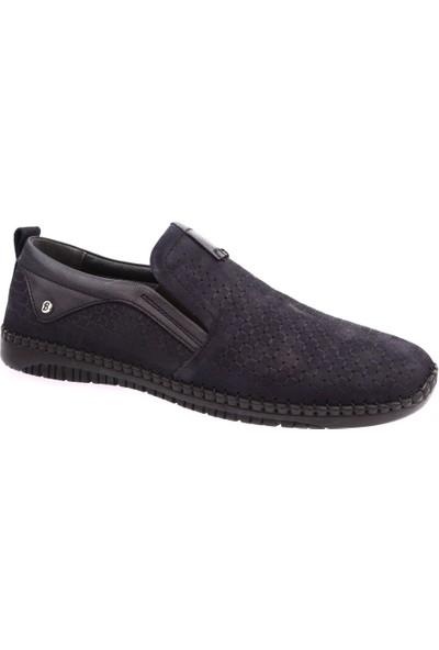 Burç 3183 Erkek Kauçuk Taban Casual Ayakkabı