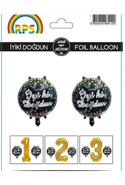 Kidspartim İyi ki Doğdun 2 li Folyo Balon