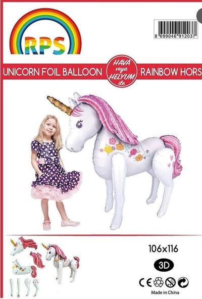 Kidspartim Unicorn At Folyo Balon