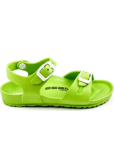 Esem Esm001F001 Çocuk Terlik Yeşil