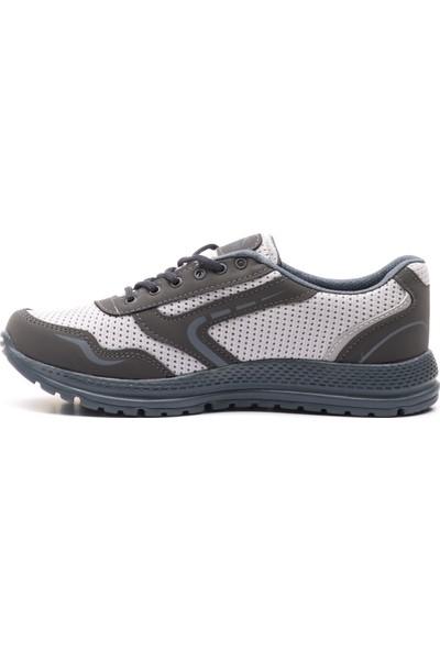 Slazenger Ardın I Koşu Yürüyüş Erkek Ayakkabı K.Gri