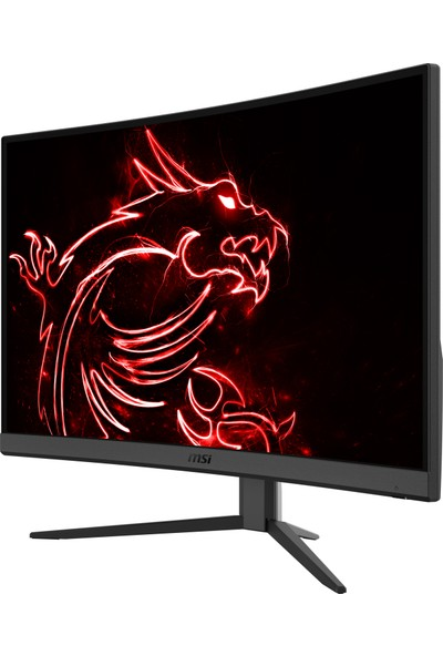 "MSI Optix G27C4 27"" 165Hz 1ms (HDMI+Display) FreeSync Full HD Curved Oyuncu Monitör"