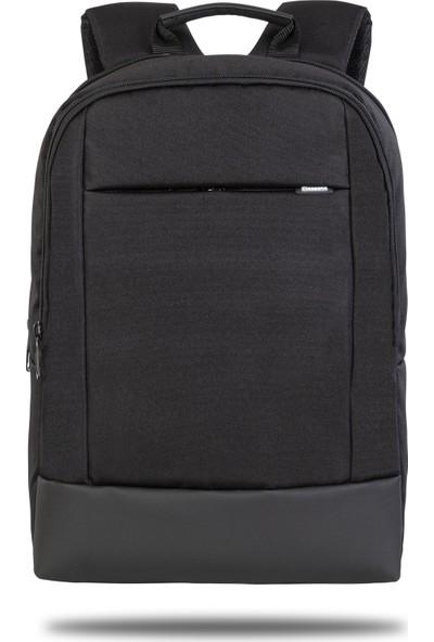 "ClassoneBP-TW1700TwinColor 17"" Notebook Çantası - Siyah-Siyah"