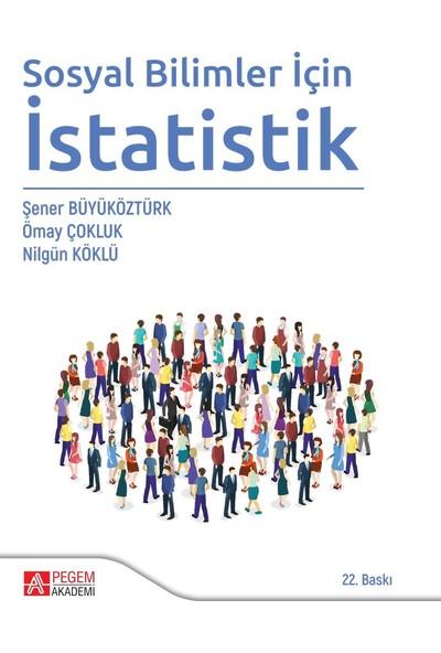 Sosyal Bilimler için İstatistik - Ömay Çokluk