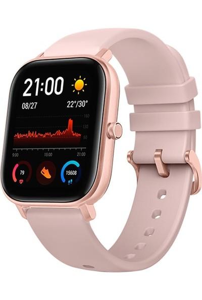 Amazfit GTS Akıllı Saat - Amoled Ekran - 5 ATM Suya Dayanıklı - Rose Pink - Distribütör Garantili