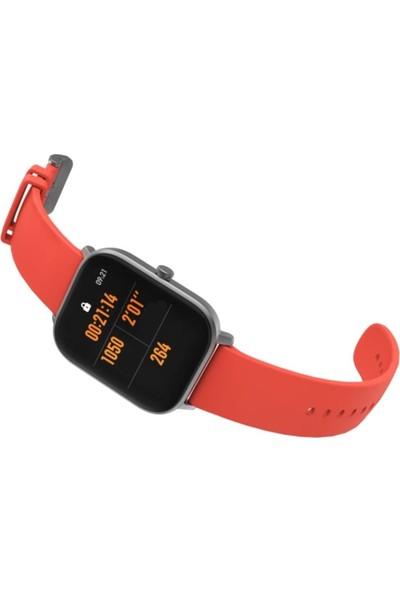 Xiaomi Amazfit GTS Akıllı Saat - Amoled Ekran - 5 ATM Suya Dayanıklı - Rose Pink - Distribütör Garantili