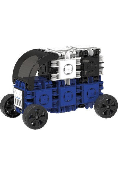 Clicformers Mini Transportation Set - 30 Parça
