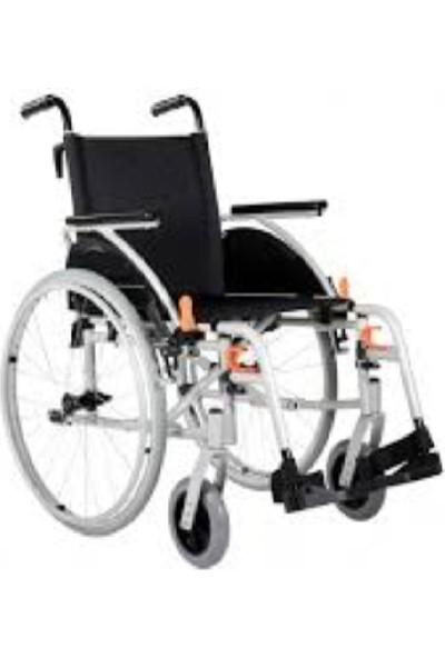 Mor Medikal Excel G-Evolution Manual Tekerlekli Sandalye