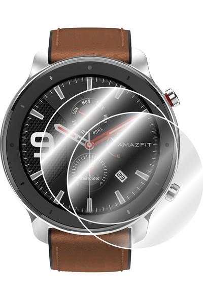 Ipg Xiaomi Huami Amazfit GTR (47MM) Watch Ekran Koruyucu (2 Adet)