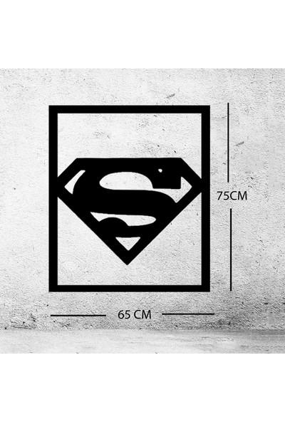 Superman Duvar Tablosu