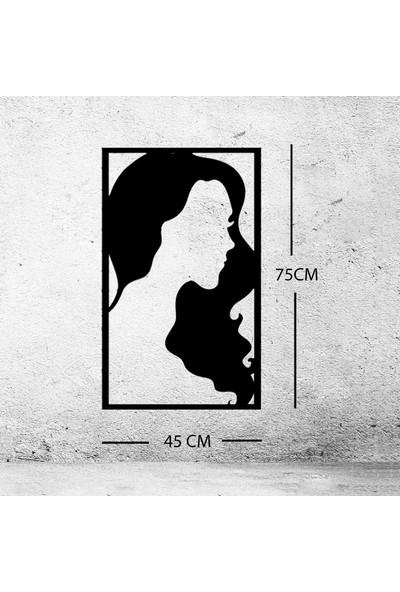 Kadın Duvar Tablosu