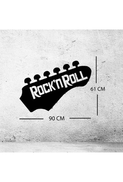 Rock'n Roll Duvar Tablosu