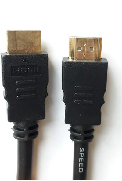 Hq-Speed HDMI Kablo Altın Uçlu 4K/3D UHD 1.5 mt