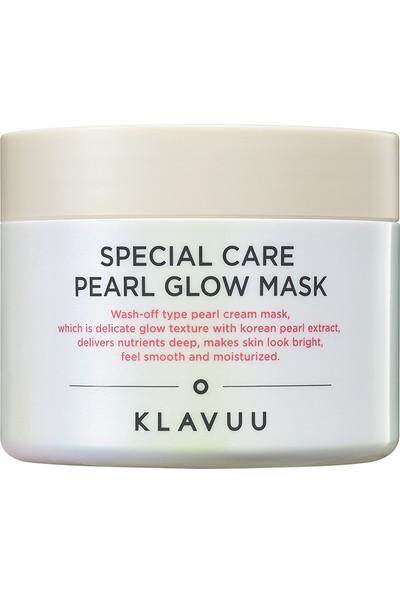 Klavuu Special Line Inci Özlü Parlatıcı Krem Maske Glow Mask