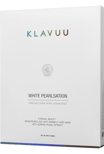 Klavuu White Pearlsation Zenginleştirilmiş Süper Inci Maskesi (Tek)