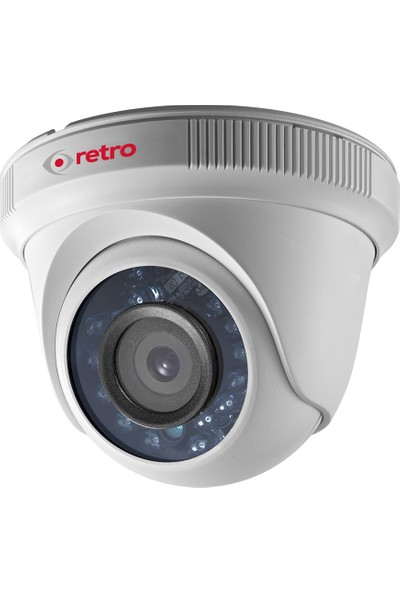 Retro RT-AD56DOT 2.0mp 2.8mm Lens 1080P Platinum Tvı Dome Kamera