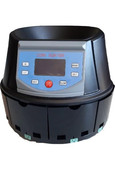 Huntertec Cs 550 Bozuk Para Sayma Makinesi Para Sayma Makinesi