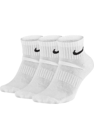 Nike SX7667-100 Everyday Cush 3lü Çorap Seti