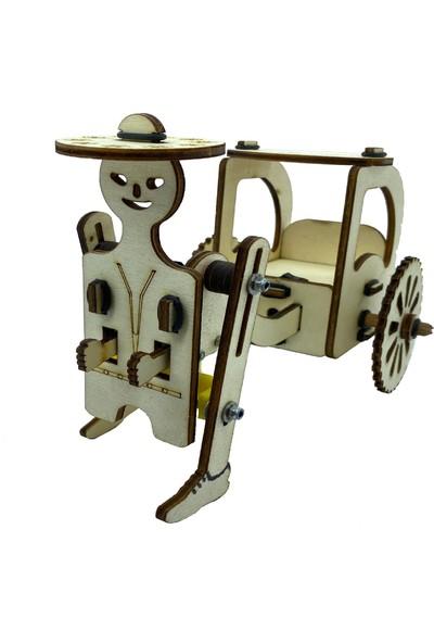 Makers Dükkan Rikşa Robot