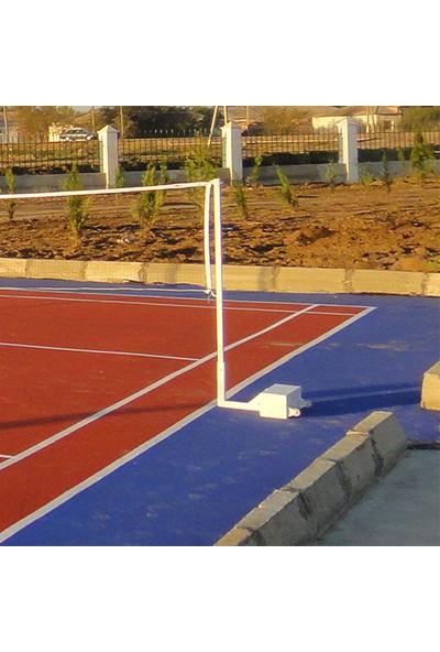 Us Pota Badminton Direği Metal Seyyar Ağırlıklı