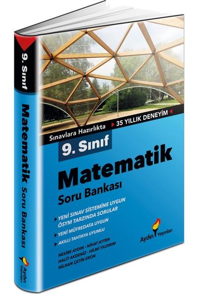 Aydın Yayınları 9.Sınıf Matematik Soru Bankası