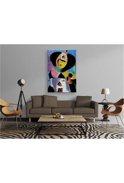 2645 İstanbul Joan Miro - Portrait No 1 Tablo