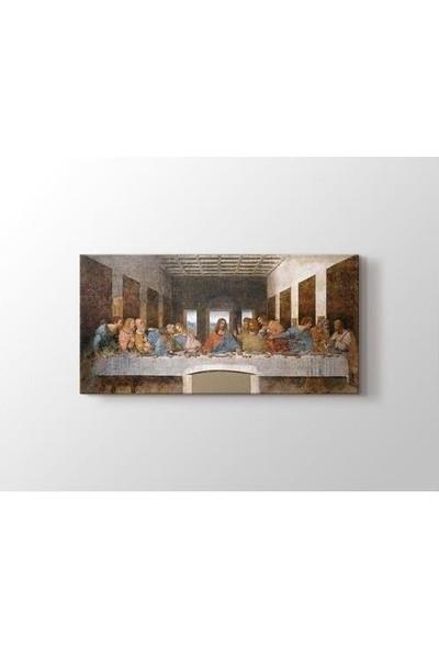 2645 İstanbul Leonardo da Vinci Son Akşam Yemeği EkoTablo