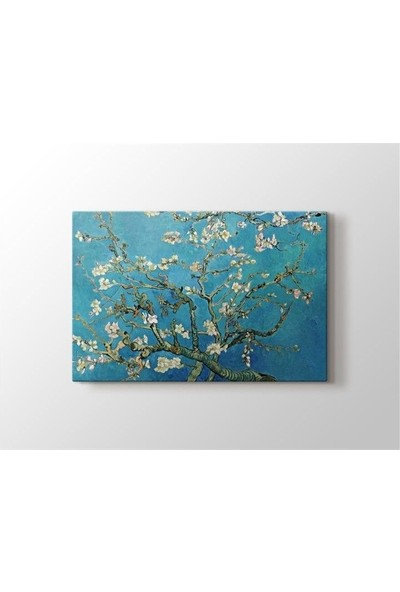 2645 İstanbul Vincent van Gogh Çiçek Açan Badem Ağacı EkoTablo