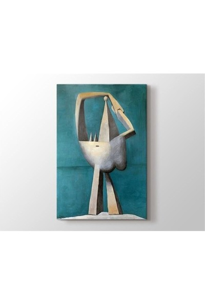 2645 İstanbul Pablo Picasso Nude Standing by the Sea Poster