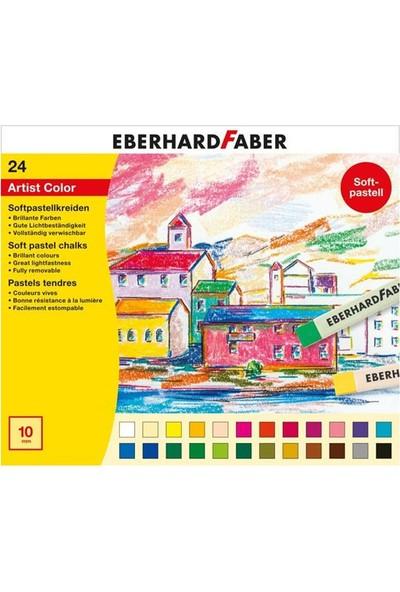 Eberhard Faber Soft Pastel Boya (Toz Pastel Boya) 24 Renk