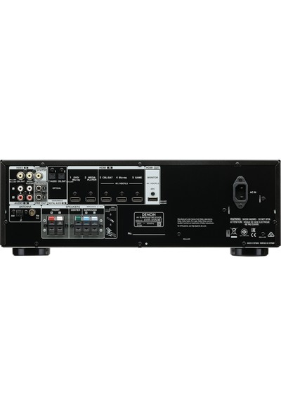 Denon AVRX550BT Receiver
