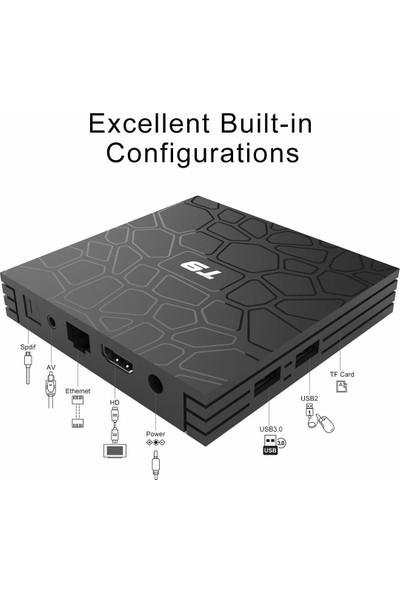 PaLeOn T9 Android 8.1 Tv Box 4GB RAM 32GB Hafıza