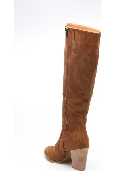 Rovigo Plus Kadın Taba Çizme